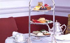 Brown's Hotel tea-tox afternoon tea