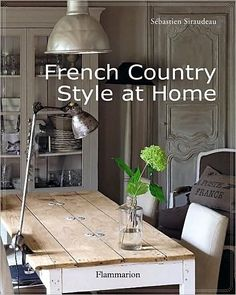 Fiona and Twig: French Country Style at Home Giveaway