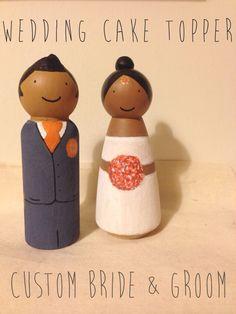 Custom cake toppers