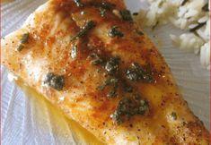 Lemon Butter Baked Cod - Enjoy Your meals Cod Recipes, Fish Recipes, Seafood Recipes, Cooking Recipes, Keto Recipes, Healthy Recipes, Chicken Recipes, Sour Cream Sugar Cookies, Salmon
