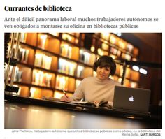 Currantes de biblioteca / @el_pais | #socialibrarianship