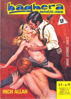 Cover for Baghera (Elvifrance, 1977 series) #11