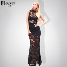 Aliexpress.com : Buy HEGO 2015 Women New Fashion Lace Ankle Length Dress Evening Summer Hot With Free Shipping CG946 from Reliable dress stories suppliers on Guang Zhou TianYi Trade Co.,Ltd. | Alibaba Group Men's Swimsuits, Swimwear, Evening Dresses, Formal Dresses, New Model, Alibaba Group, Ankle Length, New Fashion, One Piece