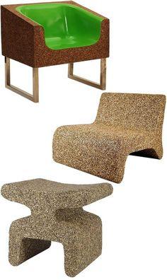 Eco-friendly furniture from NaturesCast » CONTEMPORIST