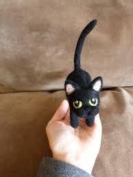 Resultado de imagen de gatos gato fieltro