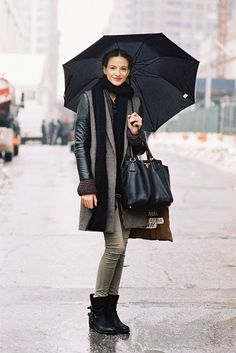 New York Fashion Week AW 2013....Roberta - Vanessa Jackman