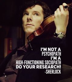 My favourite quote from Sherlock