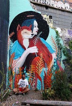 Thiago Mazza street art