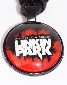 Porte-clés Linkin Park Linkin Park, Flask, Goody Bags, Pendant, Puertas