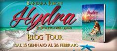 """Insaziabili Letture: Ultima tappa del Blog Tour + Giveaway: """"HYDRA - IL..."""