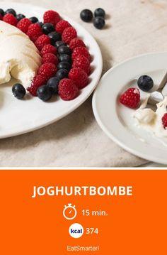 Joghurtbombe - ein schnelles Dessert, das immer gelingt!  Kalorien: 374 Kcal - Zeit: 15 Min. | eatsmarter.de