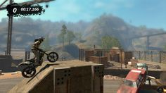 Following on from its predecessor Trials HD, Evolution sees Red Lynx and Microsoft studios come together to bring us more 2.5D barrel balancing, log leaping http://www.flushthefashion.com/tech/game-review-trials-evolution/