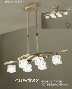 Cuadrax is a modern contemporary lighting collection from Mantra Lighting The Cuadrax Semi Ceiling Light has an antique [… Mantra, Ceiling Pendant, Ceiling Lamp, Ceiling Lights, Interior Lighting, Home Lighting, Muuto, Modern Ceiling, Home