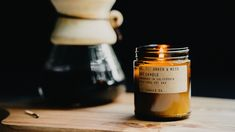 scented candles in apothecary inspired glass jars. Hand-poured, soy candles available in a range of subtle and sophisticated scents. Soy Wax Candles, Scented Candles, Glass Jars, Candle Jars, Black Fig, Room Scents, Bed Company, Small Potted Plants