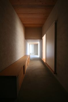 Noritake House by Hitoshi Sugishita Architect and Associates Japanese Architecture, Space Architecture, Residential Architecture, Japan Interior, Interior Decorating, Interior Design, House Entrance, Architect Design, Architectural Elements