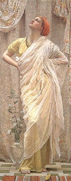 Birds by Albert Moore