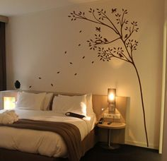 1000 images about decoracion on pinterest for Vinilo para dormitorio adultos