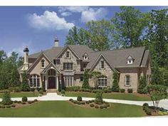 Floor Plans AFLFPW08614 - 2 Story European Home with 4 Bedrooms, 4 Bathrooms and 3,937 total Square Feet