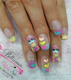 Hair And Nails, My Nails, Manicure Y Pedicure, Dream Nails, Finger, Christmas Design, Spring Nails, Nail Art Designs, Acrylic Nails