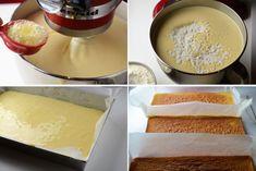 Prajitura Petre Roman - Retete culinare by Teo's Kitchen Roman, Vanilla Cake, Caramel, Keto, Cheese, Ethnic Recipes, Desserts, Kitchen, Food