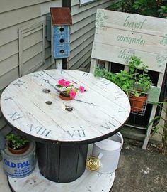 Kreatívne recyklovanie: okolie domu, chalupa - Ostatné - Majstrovanie | Hobby portál