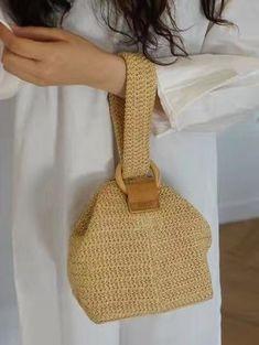 NEUE 2018 Sommermode Wicker Bag Women 's Beach Straw Bag – kostenloser Versand …. NEUE 2018 Sommermode Wicker Bag Women 's Beach Straw Bag – kostenloser Versand … – Summer Handbags, Straw Handbags, Summer Bags, Cheap Handbags, Yeezy Outfit, Clutch Pattern, Bag Women, Women's Summer Fashion, Style Fashion