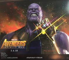Goodmorning ya'all. What a lovely day. So much Star Wars: The Last Jedi and Avengers: Infinity War Intel came out today; behind the scenes footage traders pictures and this. An exclusive print handed out and signed by Thanos himself Josh Brolin. I should make some calls now. ;) Fun fact: the movies comes out here in the Netherlands more than a week sooner April 25th.  What have you planned for the day? -Melvin #avengers #infinitywar #thanos #infinitygauntlet #joshbrolin #marvel #mcu…