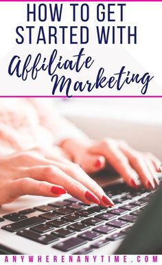 These affiliate marketing tips and strategies for beginners will help you generate passive income by promoting the products you love and trust. Make Money Blogging, Make Money From Home, How To Make Money, How To Get, Affiliate Marketing, Interview Answers, Trust, Making Extra Cash, Multi Level Marketing