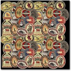 Trademark Fine Art Guinness IX Canvas Art by Guinness Brewery, Size: 35 x 35, Multicolor