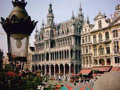 Gran Plaza, Bruxelles