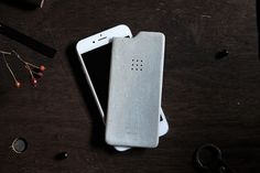 Luna Concrete iPhone 6 Skin by POSH-PROJECTS - Joe's Daily