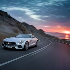 It's as stunning as it is innovative. The Mercedes-AMG GT S sets the standard.