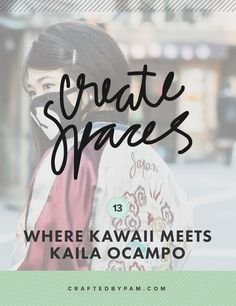 """I virtually chanced upon Kaila's online presence through one of Abbey Sy's Instagram post and I was smitten. First, she lives in Japan. Second, the kawaii is strong with this one. Kawaii is Japanese for """"cute"""" and Kaila definitely has her own brand of kawaii in everything that she does. Let's discover where kawaii meets Kaila! 