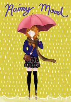 'Rainy Mood' by Giovana Medeiros