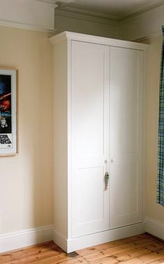 Adding a picture rail and cornice can smarten up a room and add interest