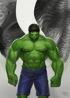 #Hulk #Fan #Art. (Hulk) By: Okwang. (THE * 5 * STÅR * ÅWARD * OF: * AW YEAH, IT'S MAJOR ÅWESOMENESS!!!™)[THANK Ü 4 PINNING<·><]<©>ÅÅÅ+(OB4E)