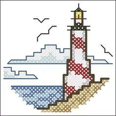 вышивка крестом схемы бесплатно для начинающих маленькие картинки маяк: 25 тыс изображений найдено в Яндекс.Картинках