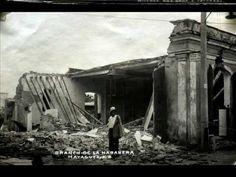 Fotosdel Terremoto y Maremoto ocurrido en el 1918 en Mayaguez Puerto Rico - YouTube