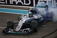 Nico Rosberg World Champion of 2016!