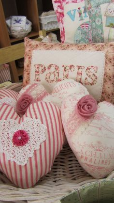 Very charming pillows!!