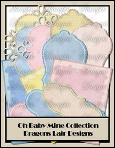 Oh Baby Mine Collection - Mat Pack