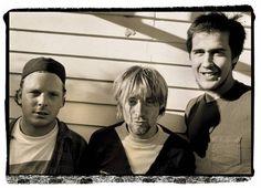 Dan Peters, Kurt Cobain, Krist Novoselic