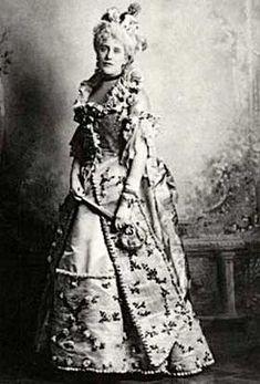 Alice Keppel mistress to Edward VII
