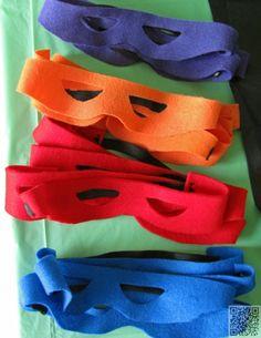 3. #masque tortue #ninja - 23 totalement #génial faveurs en fête pour…