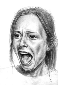Drawing Facial Expression Faces Drawing – 75 Picture Ideas - Incredible Learn To Draw Faces Ideas Realistic Face Drawing, Human Face Drawing, Drawing Faces, Human Face Sketch, Anatomy Sketches, Drawing Sketches, Drawing Ideas, Sketches Of People, Drawing People