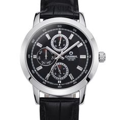 Men business watch Luxury watches dress leisure Top fashion quartz wrist watch men waterproof