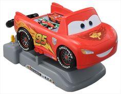 NEW Cars Tomica de Race Driving McQueen - Disney Pixar by Takara Tomy NO Battery