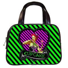 Cupcake Zombie Handbag Preorder Deposit by LttleShopOfHorrors, $10.00