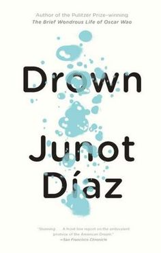 Junot Diaz,  I hold your books, eat them up, finish your books, put them down, cry, and then repeat the process. ♥