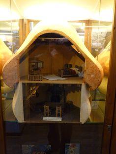 la petite maison Schtroumpf